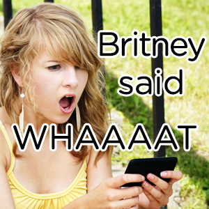 Britney the Bully